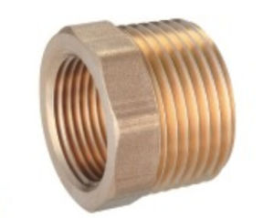 Brass Fittings Male & Female Adapter Copper Tb-06 pictures & photos