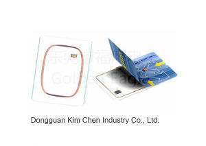 IC Card, ID Card and Contactless Smart Cards Inductance Coil (air coil) pictures & photos