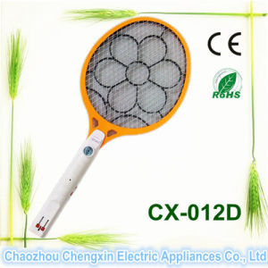 White Handle Electronic Mosquito Fly Killer pictures & photos