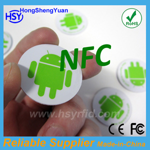 Fast Payment Solution Nfc Tag (HSY-NFC)