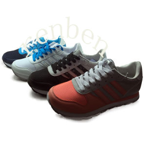 Hot New Arriving Women′s Fashion Sneaker Shoes pictures & photos