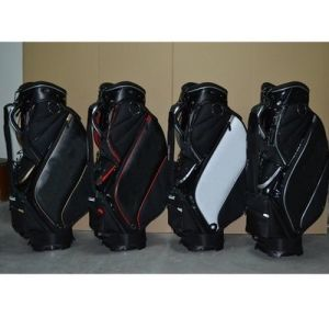 Standard Professoinal Golf Bag Clubs Bag Embroider Name pictures & photos