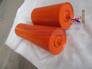 Conveyor Roller/Impact Roller/Return Roller with Rubber Disc pictures & photos