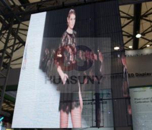 Trans-Eyes Glass LED Display, Transparent LED Screen, Panel, Wall, Rental