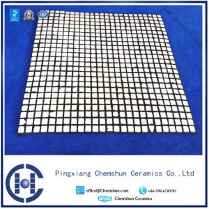 Ceramic Rubber Composite Tile with Abrasion Resistant Alumina Mosaic Tile pictures & photos