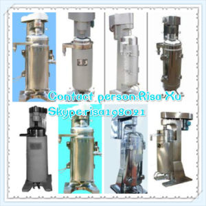 Liquid-Liquid Centrifuge Separator Machine pictures & photos