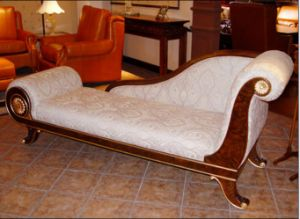 Lounge Sofa/Lounge Chaise/Hotel Bedroom Furniture/Leisure Chair (GLL-012) pictures & photos