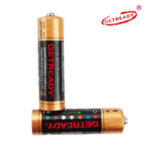 Getready Carbon Zinc R6 AA Dry Battery (R6 AA)