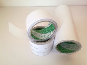 White Double Sided Adhesive Tape for The Fixation of Decorations in The Hot Drilling Process pictures & photos