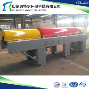 Automatic Horizontal Solid Centrifugal Decanter pictures & photos