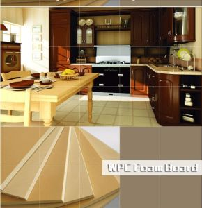 Decoration Materials Wood Plastic Furniture Board PVC WPC pictures & photos