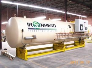 Hot Retreading Vulcanising Tank Machine pictures & photos