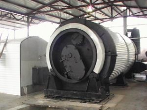 Tire Pyrolysis Oil System CP-10