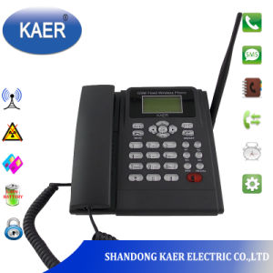 SIM Card Fixed Wireless Phone (KT1000-130C) pictures & photos