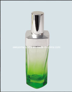 A661LG 50/100ml Fancy Square Glass Perfume Bottle