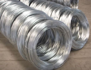 Galvanized Iron Wire in Factory pictures & photos
