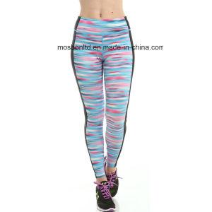 Women′s Printed Sport Leggings pictures & photos