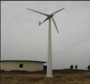 50kw Horizontal Axis Wind Generator System pictures & photos