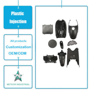 Customized Plastic Injection Cover Motorcycle Accessories Plastic Parts pictures & photos