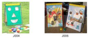 School Sport Toy, Outdoor Throw Toy, Throwing Facebook Group (J004, J005/GM-3)