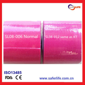2014 Hot Sale Fashion High Quality Colored Waterproof Sports Kinesiology Therapy Tape pictures & photos