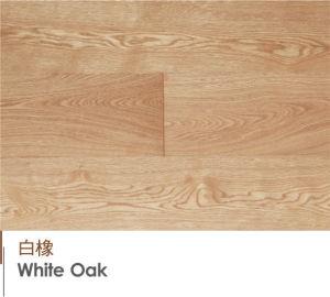 China three layer white oak solid wood flooring china for Solid wood flooring near me