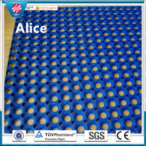 Anti Slip Rubber Mat/Anti-Slip Kitchen Mats/Drainage Rubber Mat pictures & photos