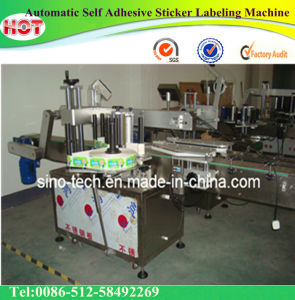 Automatic Self Adhesive Sticker Labeling Machine pictures & photos
