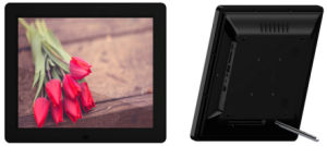 15.6-Inch Digital Photo Frame LCD Video Player pictures & photos