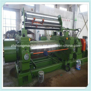 Professional Manufacturer Open Mixing Mill/ Rubber Mixing Mill with Stock Blender pictures & photos