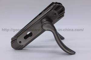 Aluminum Handle on Iron Plate 098 pictures & photos