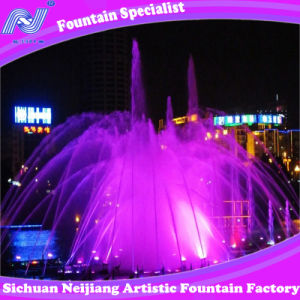Outdoor Water Fountain, Music Dancing Fountain pictures & photos
