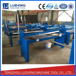Plate Shearing Machine Q01-1.5X1500 Q01-0.8X2500 Hand Shearing Machine pictures & photos