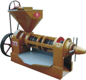 Hand-Operated Screw Oil Pressing Machine 10tons Seed Press Per Day pictures & photos