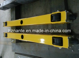 Motorized End Carriage of Eot Crane for Long Travelling pictures & photos