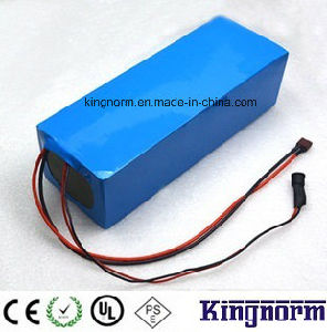 Customized 72V 60ah LiFePO4 Battery Pack with BMS Charger pictures & photos