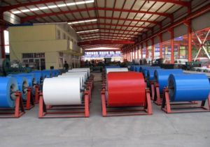 Q235 Q345 Prepainted Galvanized Steel Coils/ PPGI/Gi pictures & photos