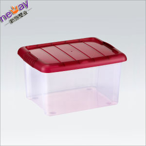 China Manufacturer of PP Grade Plastic Storage Box pictures & photos