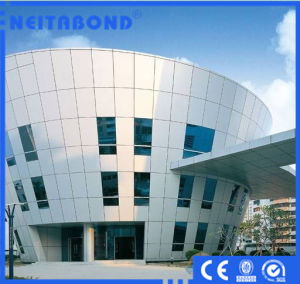 Colorful Aluminum Panel Curtain Wall pictures & photos