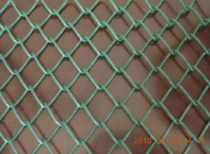 Hot-Dipped PVC Coated Chain Link Fence (W-GHW2) pictures & photos