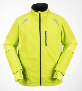 Polyester Ultra Light Men′s Jacket pictures & photos