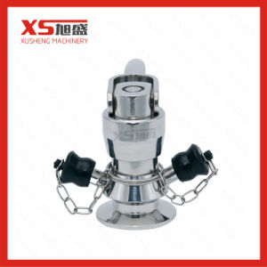 Beer Application Stainless Steel SS316L Aseptic Sampling Valve pictures & photos