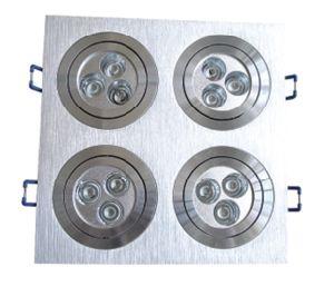 4X3w LED Ceiling Light/LED Recessed Light for Lighting