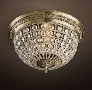 Crystal Graupel Ceiling Lamp (WHG-335) pictures & photos
