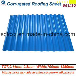 Building Material Roofing Sheet Prepainted Galvanized Corrugated Sheet pictures & photos