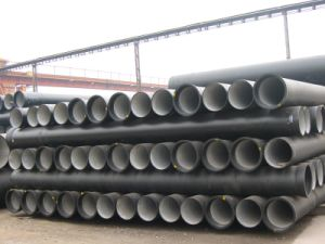 Ductile Iron Pipe Dn200 T-Type/Self-Restrained K8/K9/K12/C40 pictures & photos