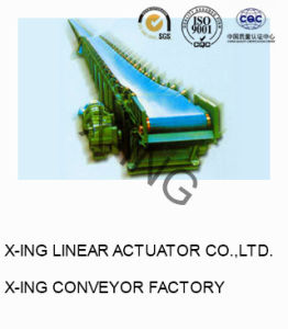 Hc Dt75-B500 Series Flat Rubber Belt Conveyor pictures & photos