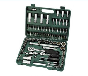 "New Selling -1/2&1/4""Professional 94PCS Socket Set (FY1094B) pictures & photos"