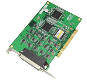 16 Ports Industrial RS-232 PCI Multiport Serial Card (UT-7516)
