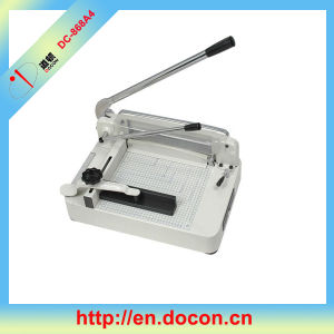 DC-868A4/A3 Manually Paper Cutting Machine, Paper Cutter pictures & photos
